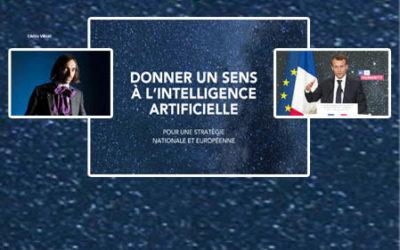 cKiou étudie le Rapport Villani et la stratégie de l'Etat sur l'Intelligence Artificielle