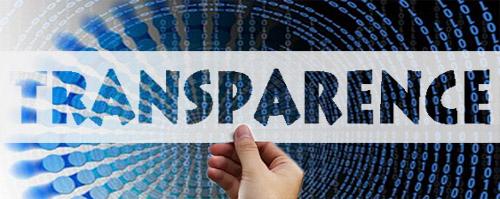 Transparence des algorithmes