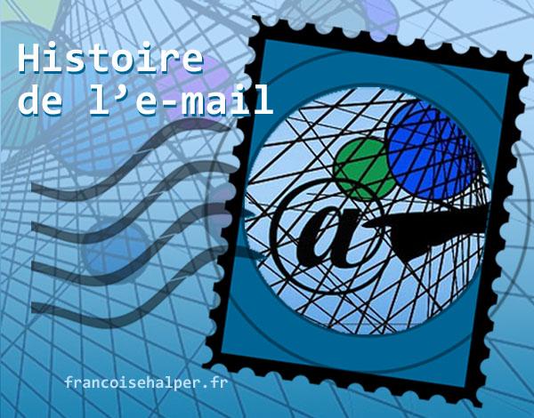1971 – Histoire de l'e-mail et de la correspondance numérique