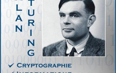 1950 – Alan Turing, de l'intelligence humaine à l'intelligence artificielle