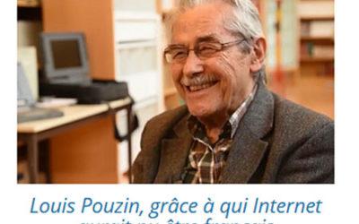Louis Pouzin, grâce à qui Internet aurait pu être français
