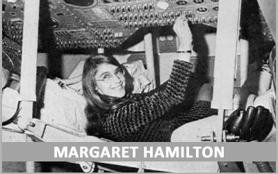 Margaret Hamilton, informaticienne de l'espace a permis à l'Homme de poser le pied sur la Lune
